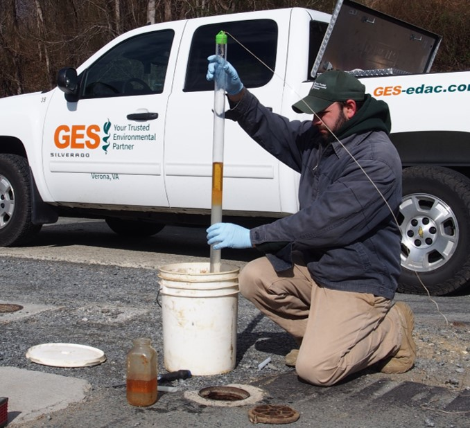 testing underground fuel tank