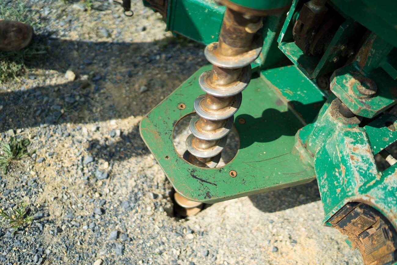 Drilling Boring Holes